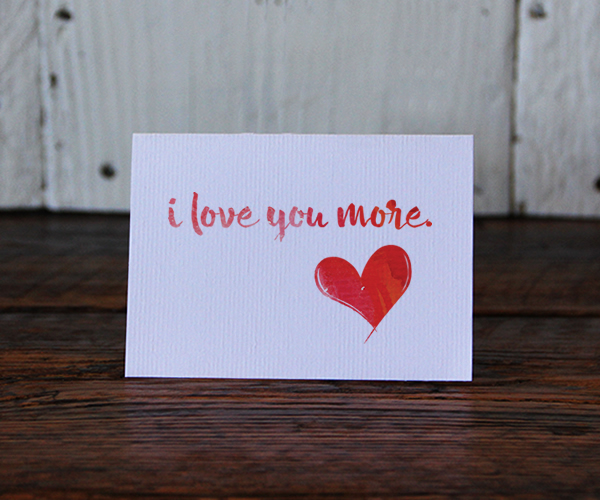 Love you more notebookjournal
